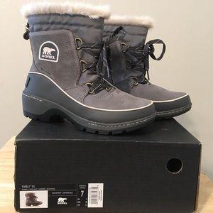 Sorel Tivoli III Fur Boots